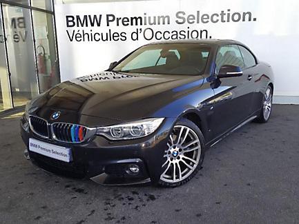 BMW 420d 184 ch Cabriolet Finition M Sport