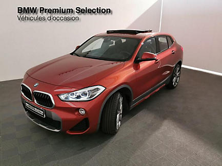 BMW X2 xDrive20d 190 ch Finition M Sport X