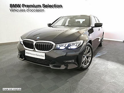 BMW 318d 150ch Berline Edition Sport