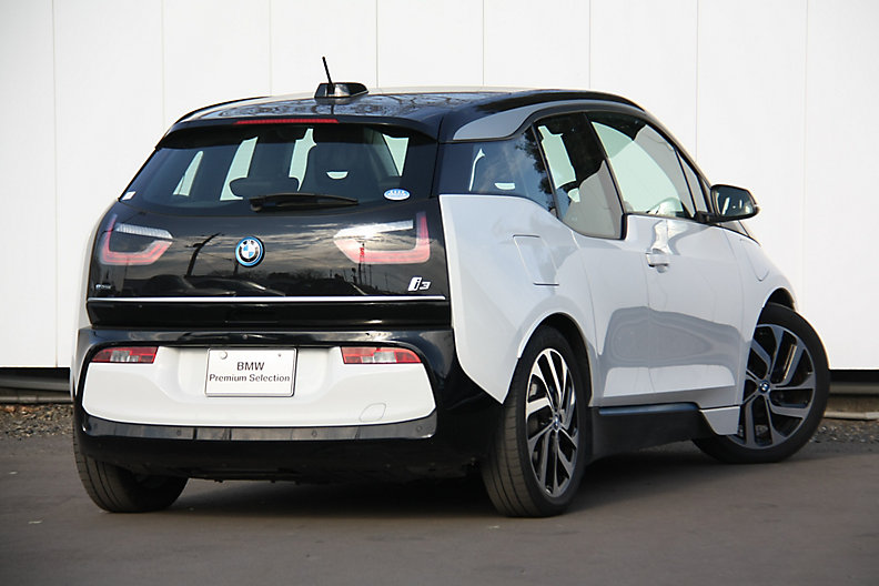 BMW i3 94Ah (with Range Extender) LCI