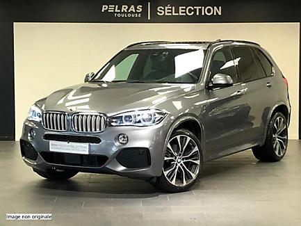 BMW X5 xDrive40d 313 ch Finition M Sport