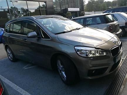 BMW 216d 116 ch Gran Tourer Finition Executive (Entreprises)
