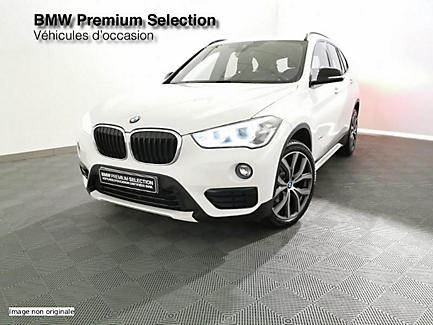BMW X1 sDrive18d 150ch Finition Sport