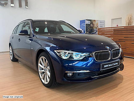 BMW 320d 190 ch Touring Finition Luxury Ultimate