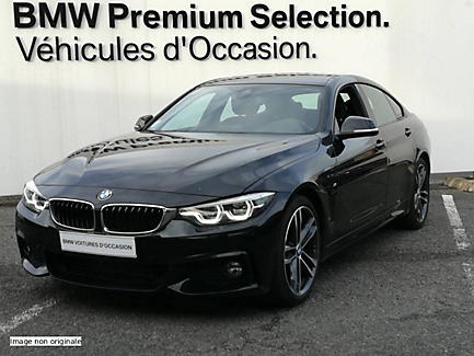 BMW 430d 258 ch Gran Coupe Finition M Sport