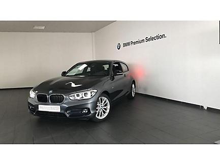 BMW 118i 136 ch trois portes Finition Sport