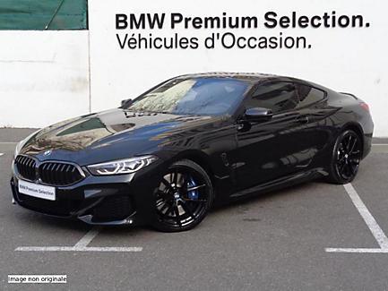 BMW 840d xDrive 320 ch Coupe Finition M Sport Technic