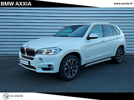 BMW X5 xDrive25d 231 ch Finition Exclusive
