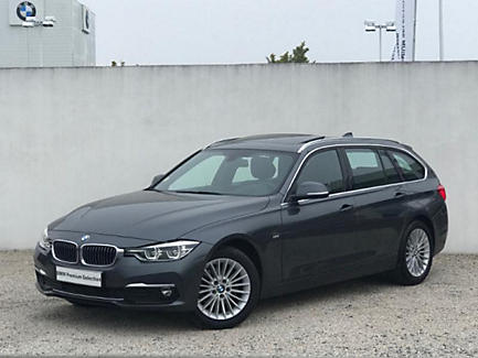 BMW 320d 190 ch Touring Finition Luxury