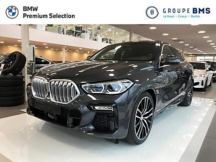 BMW X6 xDrive40i 340 ch Finition M Sport