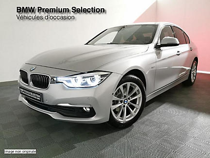 BMW 318d 150 ch Berline Finition Luxury