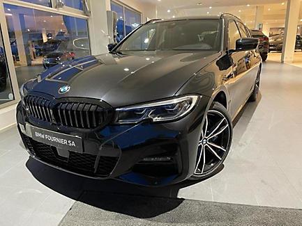 BMW 330e xDrive 292 ch Touring Finition M Sport