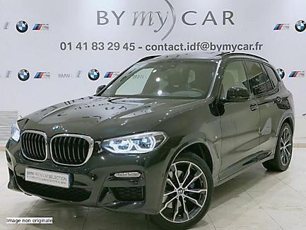BMW X3 xDrive30i 252 ch Finition M Sport