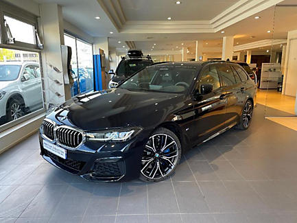 BMW 530d xDrive 286 ch Touring Finition M Sport