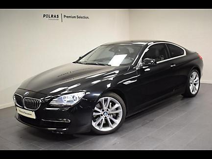 BMW 640d 313 ch Coupe