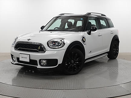 MINI COOPER S E CROSSOVER ALL4.