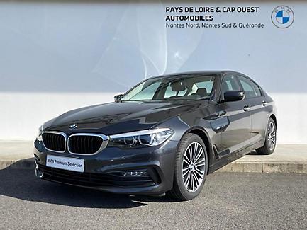BMW 520d 190 ch BVM Berline Finition Sport (tarif fevrier 2018)