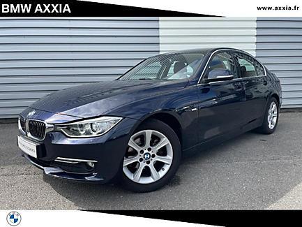 BMW 318d xDrive 143 ch Berline Finition Luxury