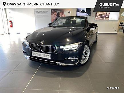 BMW 430i 252 ch Cabriolet Finition Luxury