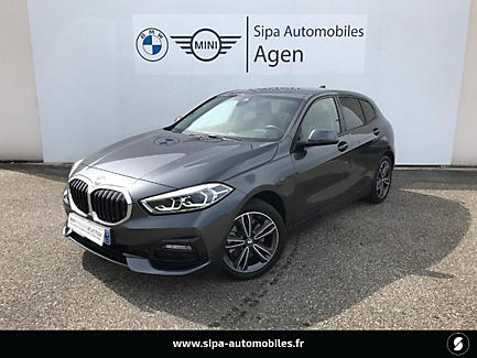 BMW 116d 116 ch Edition Sport (116i et 116d)