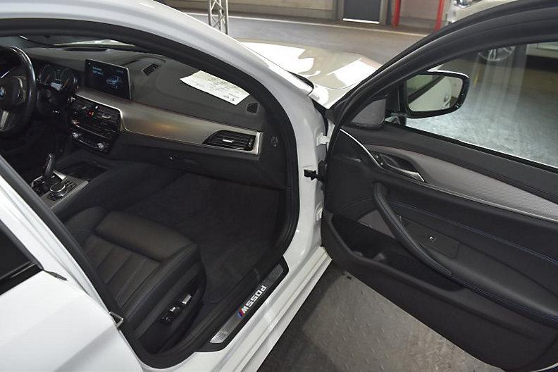 M550d xDrive Limousine