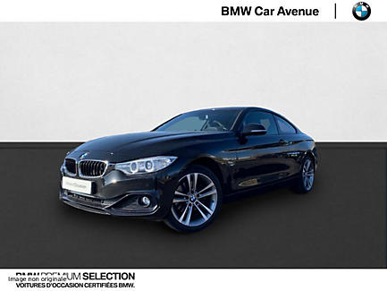 BMW 420d xDrive 184ch Coupe Finition Sport