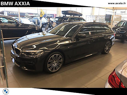 BMW 520i 184 ch Touring Finition M Sport