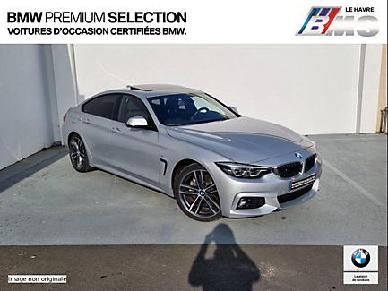 BMW 430i 252 ch Gran Coupe Finition M Sport