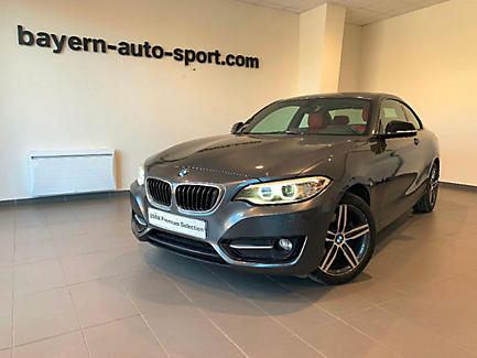 BMW 220i 184ch Coupe Finition Sport