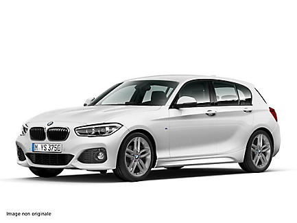 BMW 116i 109 ch cinq portes Finition M Sport Ultimate
