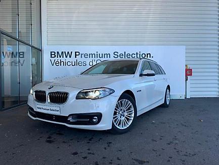 BMW 525d xDrive 218ch Touring Finition Lounge Plus
