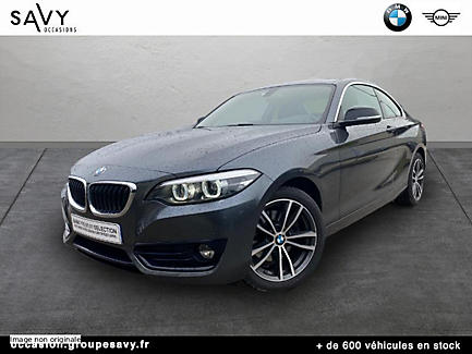 BMW 220d xDrive 190 ch Coupe Finition Sport