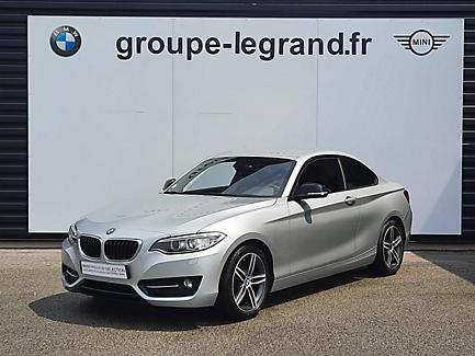 BMW 220d 190ch Coupe Finition Sport