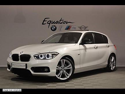 BMW 118i 136 ch cinq portes Finition Sport