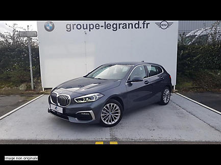 BMW 118d 150 ch Finition Luxury