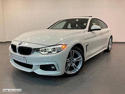 BMW 418d 150 ch Gran Coupe Finition M Sport