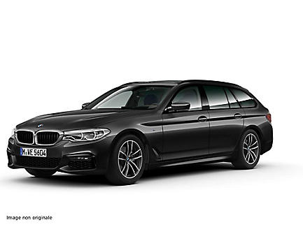 BMW 520d 190 ch Touring Finition M Sport