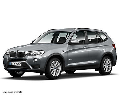 BMW X3 sDrive18d 150 ch Finition Lounge