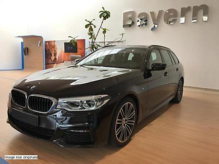BMW 518d 150 ch Touring Finition M Sport