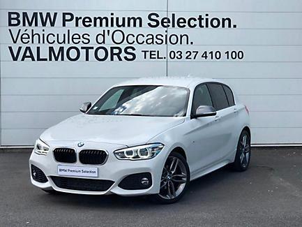 BMW 116i 109 ch cinq portes Finition M Sport Ultimate