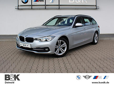 320d Touring EffDyn Edition