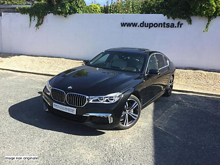 BMW 730d xDrive 265ch Berline Finition M Sport