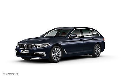 BMW 520d 190 ch BVM Touring Finition Luxury (tarif fevrier 2018)