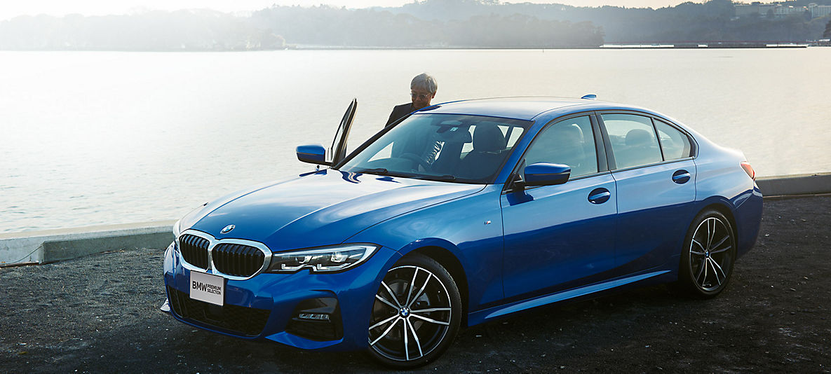 <h3><strong>BMW PREMIUM SELECTION<br />歓びは、色あせない。</strong></h3>