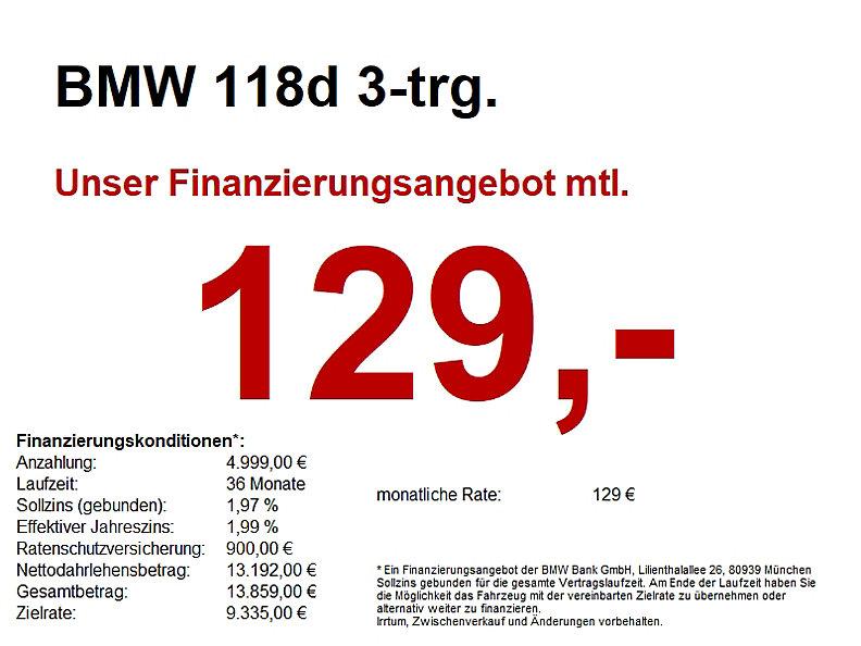 118d 3-Türer