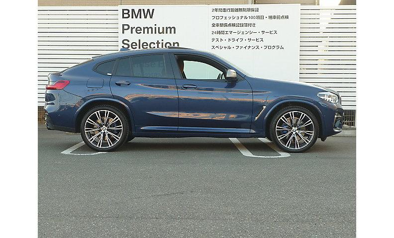 X4 M40i RHD