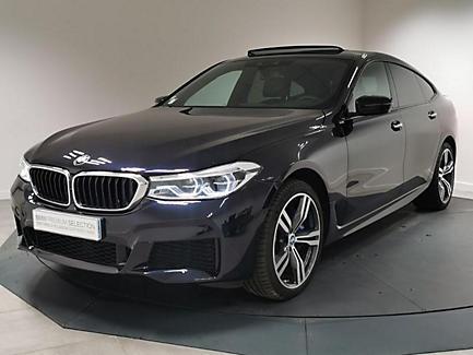 BMW 630d xDrive 265 ch Gran Turismo Finition M Sport (tarif fevrier 2018)