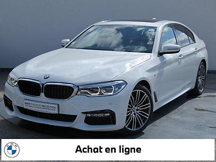 BMW 520d xDrive 190ch Berline Finition M Sport