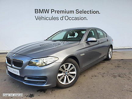 BMW 518d 143ch Berline Finition Lounge Plus