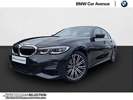 BMW 320d xDrive 190ch Berline Finition M Sport
